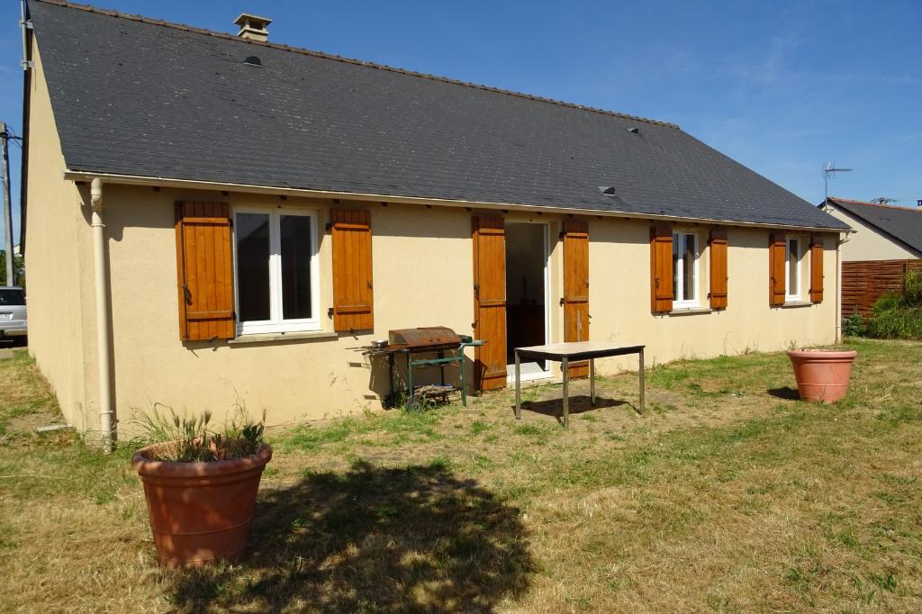 Maison Chanzeaux 5 pièce(s) 100 m2