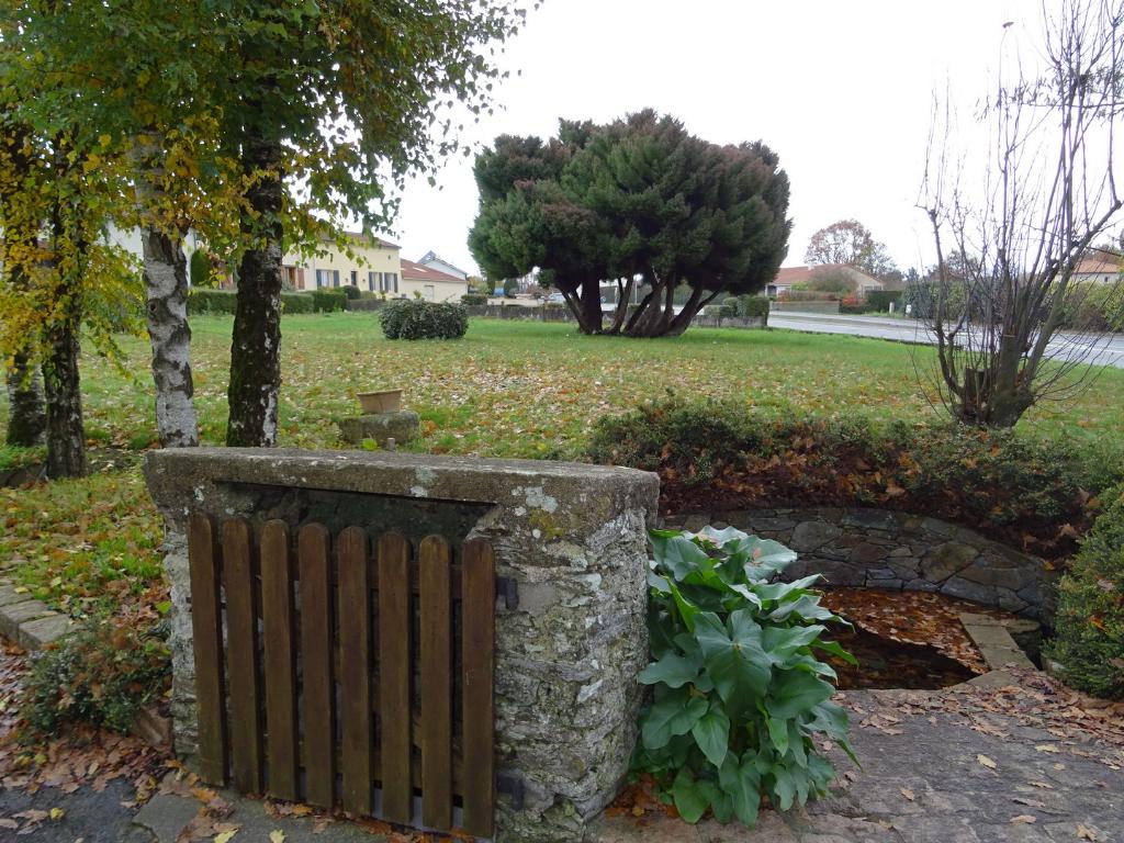 Terrain Le Pin En Mauges 768 m2