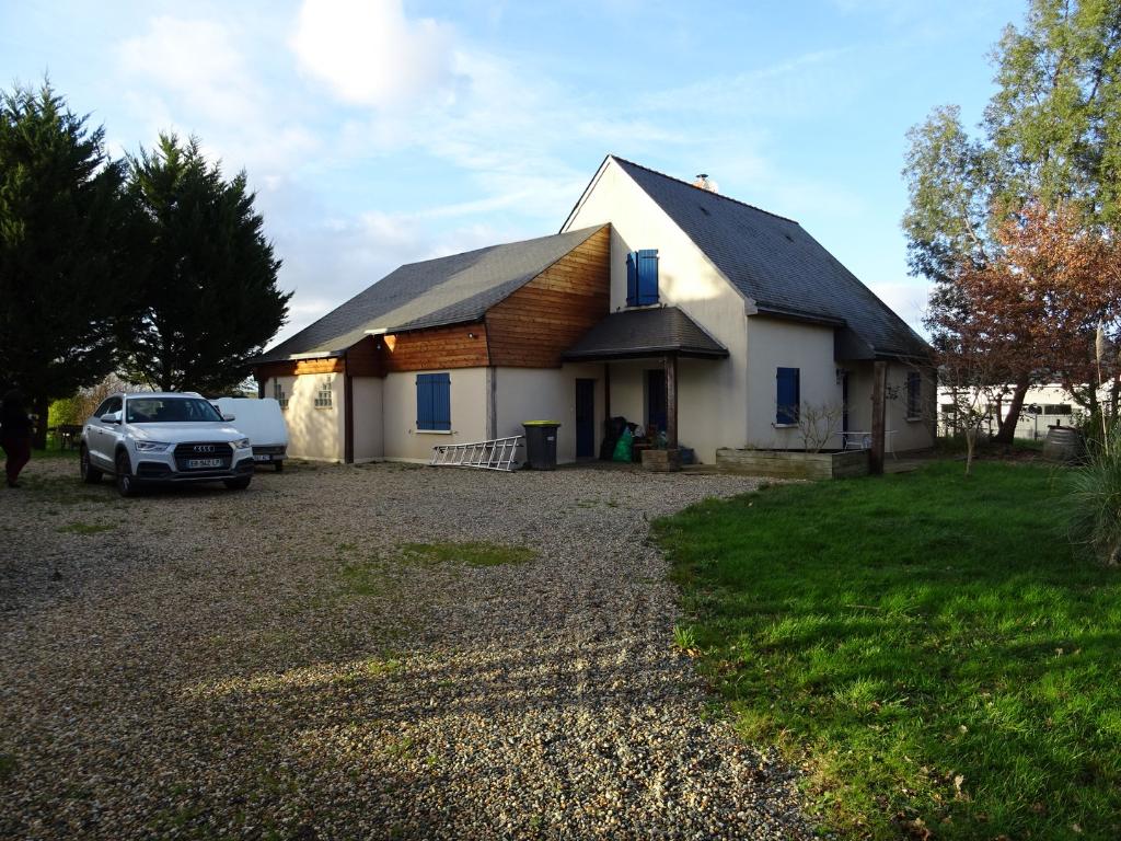 Maison Val du Layon + 150m² hab