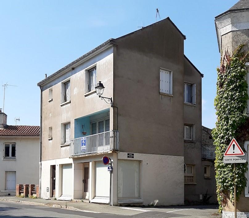 Maison Valanjou Centre
