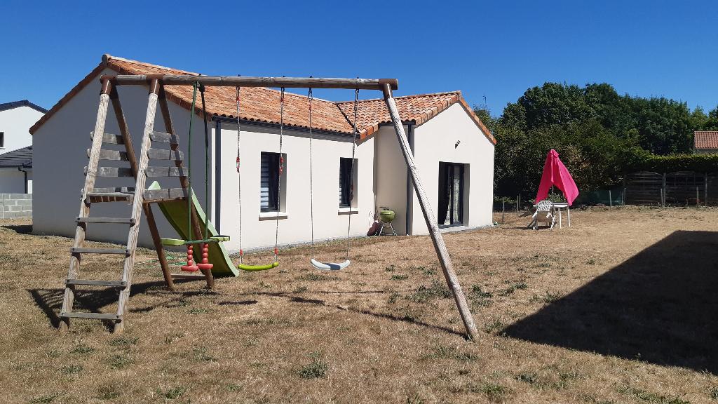 Pavillon Plain-pied Chemillé 4 pièce(s) 98 m2