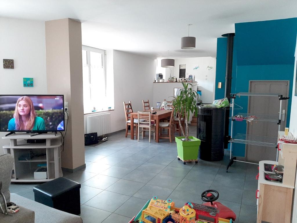 Maison Chemillé En Anjou  6 pièce(s) 140 m2