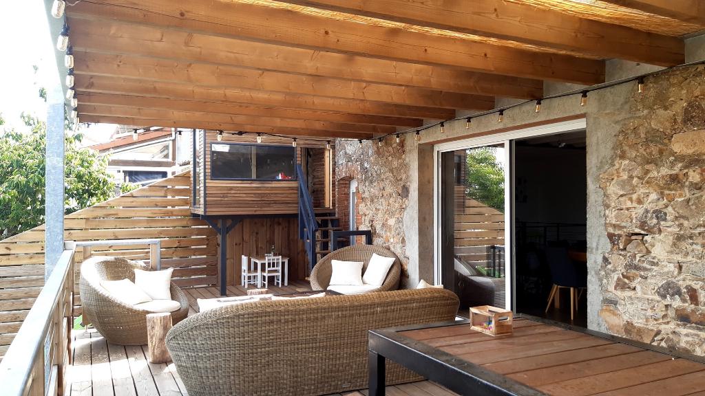 Maison Les Gardes 4 pièce(s) 100 m2