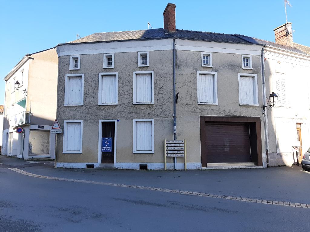 Maison Plus de 150 m² Valanjou