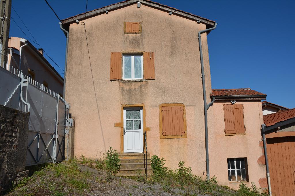 EXCLU : LENTILLY, maison de hameau à rénover