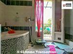 A vendre Maison T4 (78) m²  édifié sur un terrain de 600 m² piscinable
