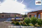 Rocbaron à vendre maison type 5 de 168m² sur un terrain de 2460m² avec dépendances