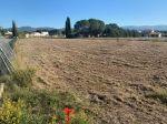 Terrain à vendre sur Vidauban, terrain plat à bâtir à vendre de 707m² avec une belle exposition sud