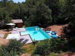 A vendre sur la commune de Lorgues maison individuelle avec piscine