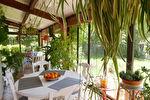 FORCALQUEIRET : maison T4  de 155 m2 à vendre sur un terrain de 3500 m2 avec une piscine et un sous sol de 100 m2