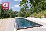 A vendre maison 8 pièces à BRIGNOLES sur un terrain de 2090 m² avec piscine