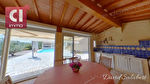 GAREOULT maison T6 à vendre avec piscine terrain de 3075m² et vue dominante