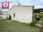 Vente : maison type 4 de 92m² avec garage sur 525m²  de terrain à  BRIGNOLES