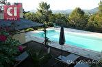 GAREOULT propriété type  T7 à vendre avec piscine