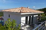 Agosta villa  neuve avec très belle vue mer 140 m2 piscine et garage