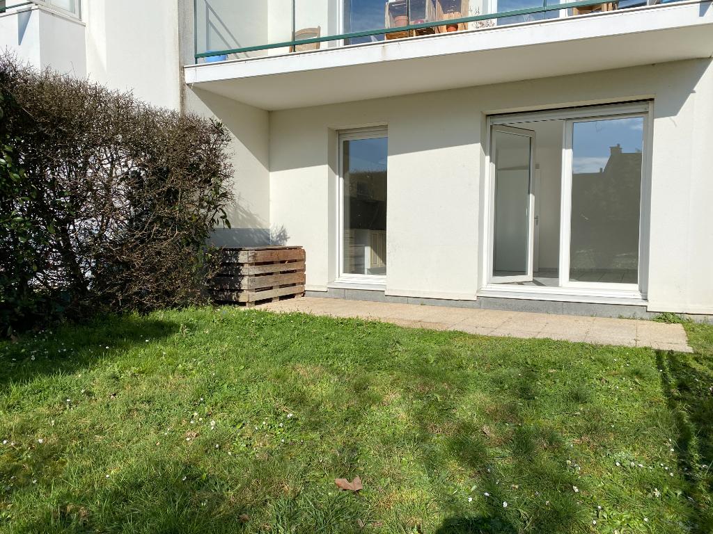 Appartement Nantes 3 pièce(s) 63m2 avec jardin privatif de 42m²