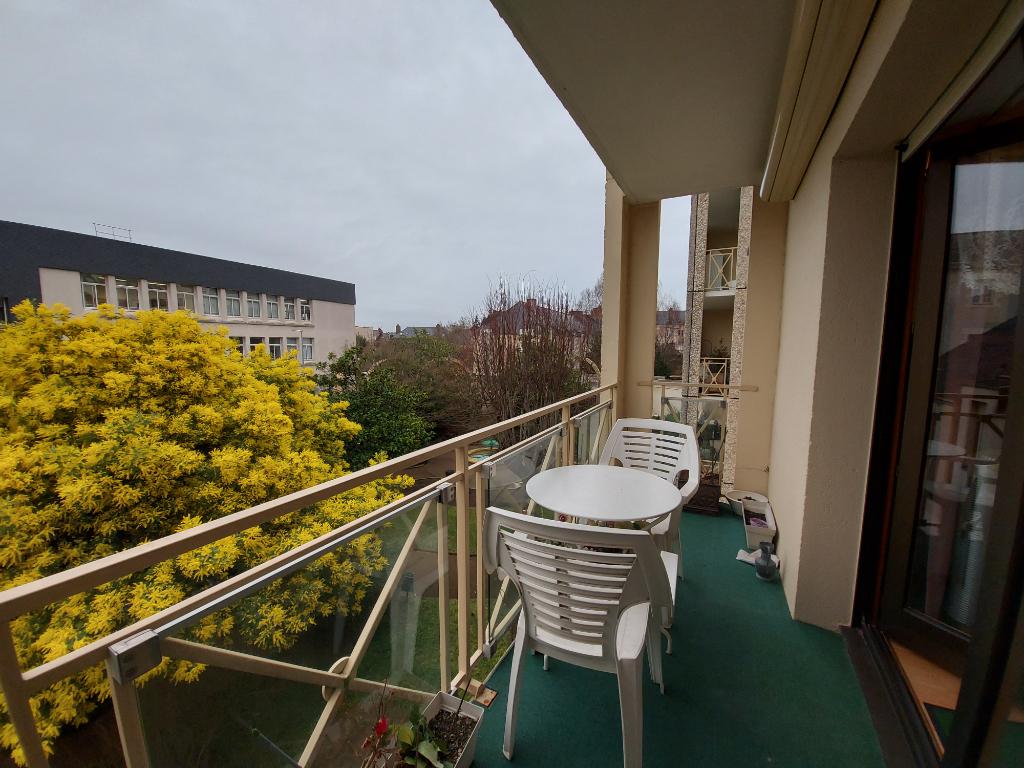 Appartement Nantes 1 pièce de 38 m2